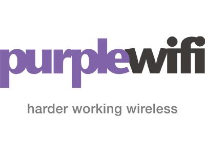 Purple wi fi - harder working wireless