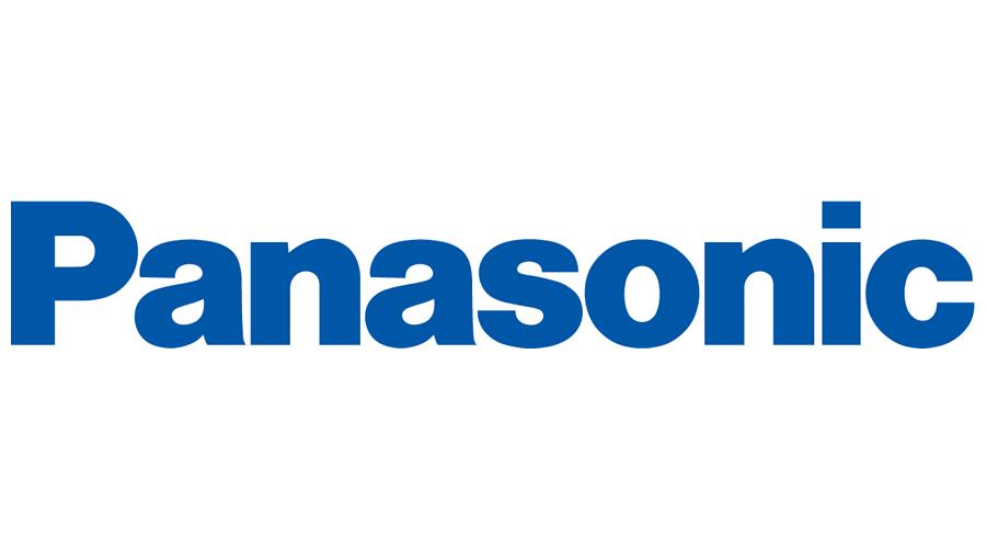 Panasonic vectorized logo