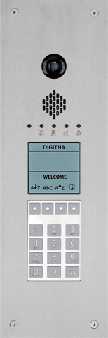Digitha access control