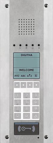 Digitha - Welcome