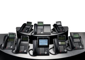 Desk phones - NEC
