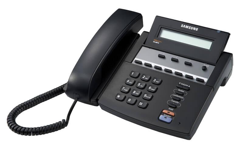 Samsung Hybrid PBX