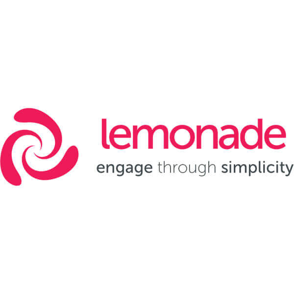 Lemonade Engage Through Simplicity