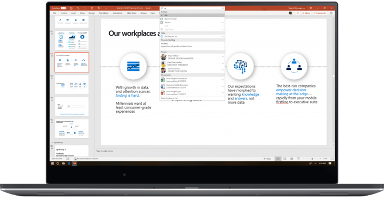 Office 365 Find what you need