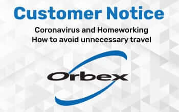 Coronavirus and Homeworking – How to avoid unnecessary travel | Customer Notice