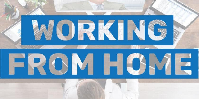4 tools that can help you work from home