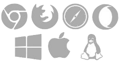Browser + os