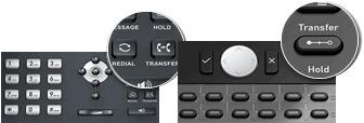 3CX user manual - transfer call device