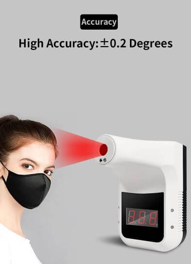High accuracy - K3 thermometer