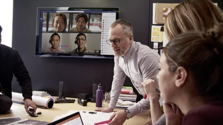 Microsoft Teams + Orbex Solutions