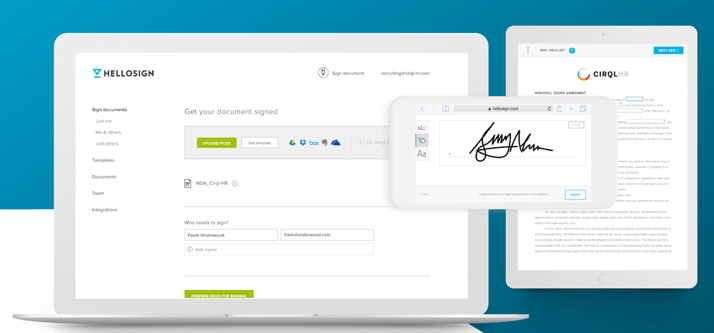 E-Signatures For Everyone