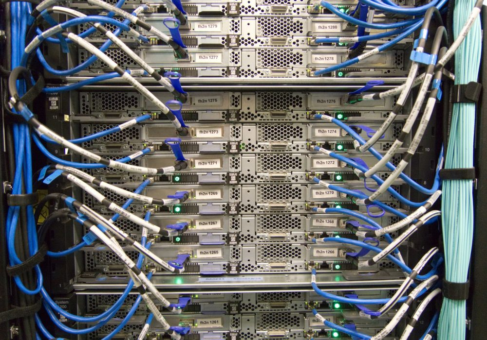 server cabling Services Orbex solutions